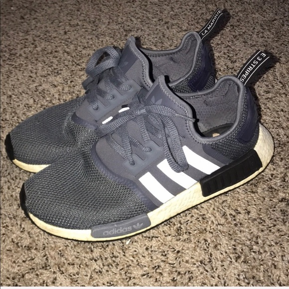 best service 5c315 a0980 adidas Other - Adidas NMD R1 Grey Mens. Xx Offer up xX👈🏽